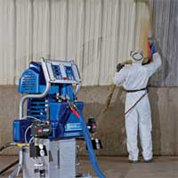 urethane foam insulation | Cartridges systems | graco sprayers | High pressure spray equipment | ultimate linings spray foam kit